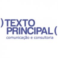Texto Principal logo vector logo