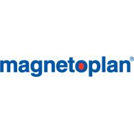 Magnetoplan logo vector logo