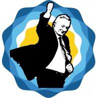 Néstor Kirchner Bicentenario logo vector logo