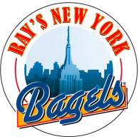 Ray's New York Bagels logo vector logo