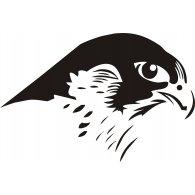 Falcon logo vector logo