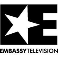 Embassy Television logo vector logo