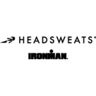 Headsweats Ironman logo vector logo