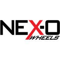 Nex-o logo vector logo