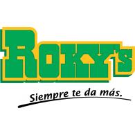 Roky´s logo vector logo