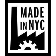 Made In NYC logo vector logo