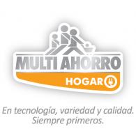 Multi Ahorro Hogar logo vector logo