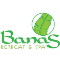 Banas Spa logo vector logo