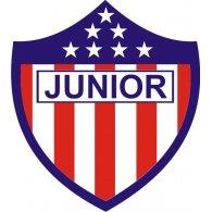 Junior FC logo vector logo