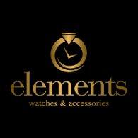 Elements logo vector logo