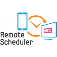 Remote Scheduler logo vector logo