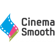 Cinema Smooth logo vector logo