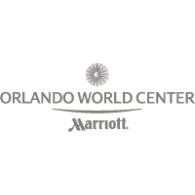 Orlando World Center logo vector logo