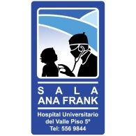 Sala Ana Frank logo vector logo