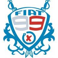 99 Fiat logo vector logo