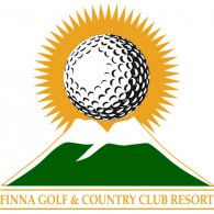 Finna Golf logo vector logo