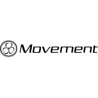 Movement logo vector logo
