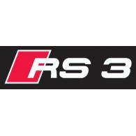 RS3 logo vector logo