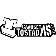Tostadas logo vector logo