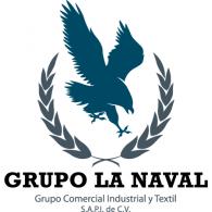 La Naval logo vector logo