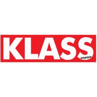 Klass Magazin logo vector logo