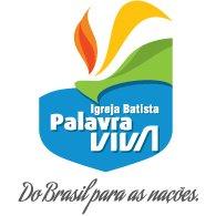 Igreja Batista Palavra Viva logo vector logo