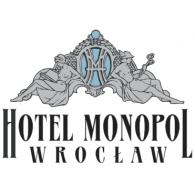 Hotel Monopol Wrocław logo vector logo
