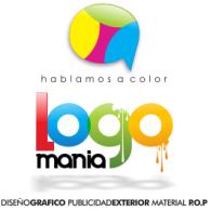 Logomania logo vector logo