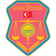 T.C. Adalet Bakanlığı İşyurtları Kurumu logo vector logo