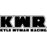 Kyle Wyman Racing logo vector logo