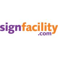 SignFacility logo vector logo