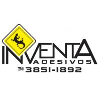 Inventa Adesivos logo vector logo