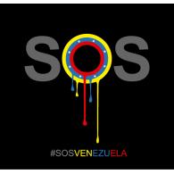 SOS Venezuela logo vector logo