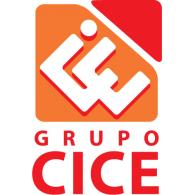 grupo cice logo vector logo