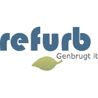 Refurb logo vector logo