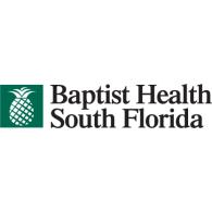 Baptist Health South Florida logo vector logo