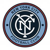 New York City Football Club logo vector logo