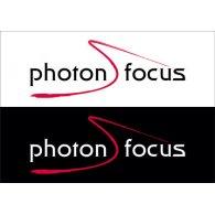 Photonfocus logo vector logo