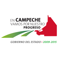 Gobierno Del Estado De Campeche logo vector logo