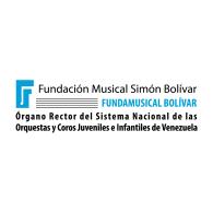 Fundación musical Simón Bolívar logo vector logo
