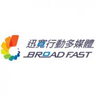 BroadFast logo vector logo