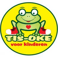 tis-oke logo vector logo