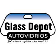 Glass Depot logo vector logo