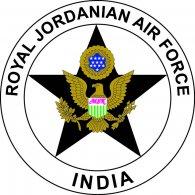 Royal Jordanian Air Force logo vector logo