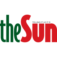 theSun logo vector logo