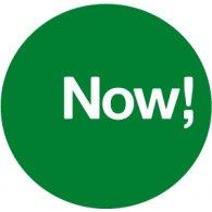 Now! logo vector logo