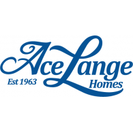 Ace Lange Homes logo vector logo
