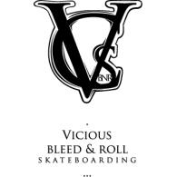 Vicious logo vector logo
