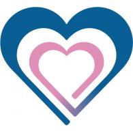 Girl Love logo vector logo
