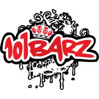 101Barz logo vector logo